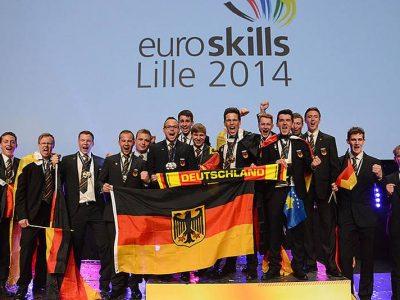 Wir Sind Europameister!